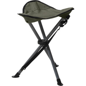 Grand Canyon 3-Leg Stool steel, olive